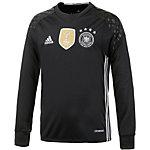 adidas DFB EM 2016 Torwarttrikot Kinder schwarz