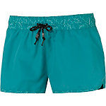 Maui Wowie Coloured Tribe Badeshorts Damen jadegrün