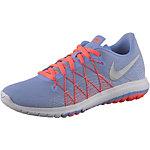 Nike Flex Fury 2 Laufschuhe Mädchen hellblau/koralle