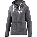 Nike Sweatjacke Damen anthrazit