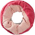 BUFF Braid Collar Loop Damen pink