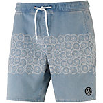 Volcom Neo Nuevo Jammer Shorts Herren light denim