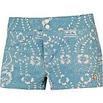 Burton Shearwater Shorts Damen hellblau/offwhite