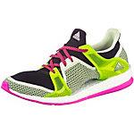adidas Pure Boost X TR W Fitnessschuhe Damen limette/schwarz/pink