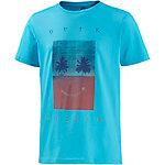 Quiksilver T-Shirt Jungen blau