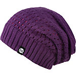 BUFF Knitted Neckwarmer Hat Loop pflaume