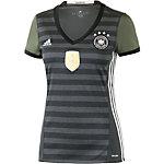 adidas DFB EM 2016 Auswärts Fußballtrikot Damen grau