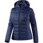 OCK Strickfleece Damen indigo