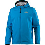 The North Face Ontario Softshelljacke Herren blau