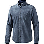 S.OLIVER Langarmhemd Herren blue denim