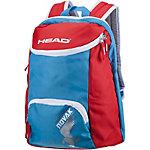 HEAD Tennisrucksack Kinder rot/blau