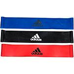 adidas Gymnastikband schwarz/rot/blau