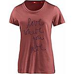 S.OLIVER T-Shirt Damen rostrot