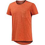 TOM TAILOR T-Shirt Herren orange
