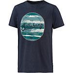 Billabong Rounder SS T-Shirt Herren indigoblau