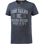 TOM TAILOR T-Shirt Herren navy
