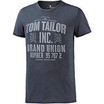 TOM TAILOR T-Shirt Herren navy
