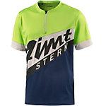 Zimtstern CLORYZ Fahrradtrikot Herren blau/grün