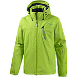 Maier Sports Tour Cycle Regenjacke Herren hellgrün