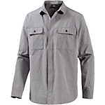 Levi's Commuter LS Workshirt Funktionshemd Herren grau