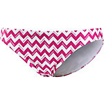 Calvin Klein Chevron Bikini Hose Damen pink/weiß