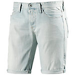 REPLAY Waitom Short Jeansshorts Herren light blue denim