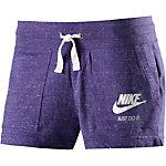 Nike Gym Vintage Shorts Damen lilablau
