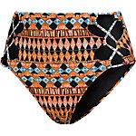 Volcom Tradewinds Bikini Hose Damen orange/schwarz/weiß
