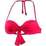 GUESS Bikini Oberteil Damen fuchsia