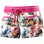 WLD Capilari II Shorts Damen weiß/allover