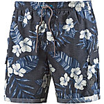 Protest Demand Badeshorts Herren marine/allover