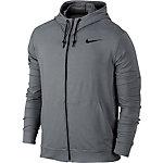 Nike Dri-Fit Kapuzenjacke Herren graumelange