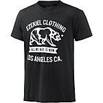 Ezekiel Walkabout T-Shirt Herren schwarz