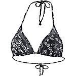 Volcom Untamed Hearts Bikini Oberteil Damen schwarz/weiß