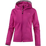 The North Face Ontario Softshelljacke Damen fuchsia