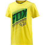 Fox Static T-Shirt Herren gelb