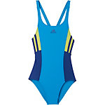 adidas Schwimmanzug Mädchen blau/gelb