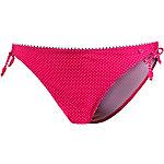 ESPRIT Newport Beach Bikini Hose Damen himbeere/weiß