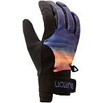 Burton Handschuh Pipe Glove Outdoorhandschuhe Damen schwarz/blau