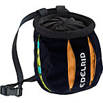 EDELRID Trifid Twist Chalkbag denim/orange