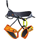 EDELRID Wing Klettergurt grau/orange