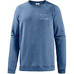 Forvert Sibot Sweatshirt Herren blau