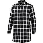 VSCT Langarmhemd Herren schwarz/weiß