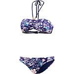 Shiwi Bandeau Bikini Damen blau