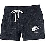 Nike Gym Vintage Shorts Damen schwarz