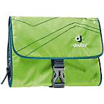 Deuter Wash Bag I Kulturbeutel grün/dunkelblau
