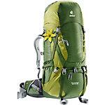 Deuter Aircontact 50+10 SL Trekkingrucksack Damen dunkelgrün/grün