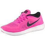 Nike Free Run Laufschuhe Damen pink