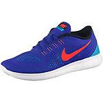 Nike Free Run Laufschuhe Herren blau
