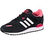adidas ZX 700 Sneaker Damen schwarz/neonpink